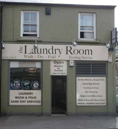 The Laundry Room - High Wycombe